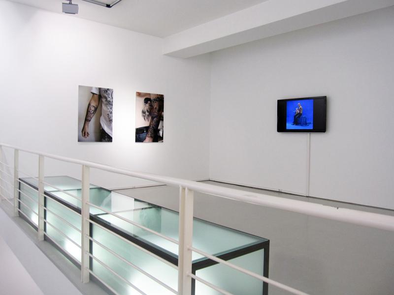 Installation Shot, Galarie Voss, Düsseldorf