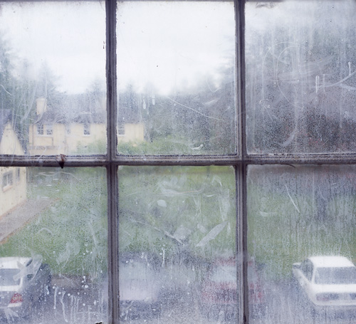 'Window', Photographic Lambdachrome print mounted on acrylic