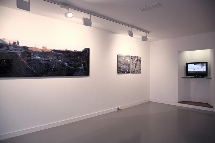Claremorris Gallery installation shot