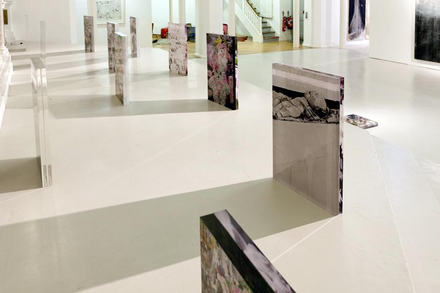 Installation shot, Highlanes Gallery, 2012