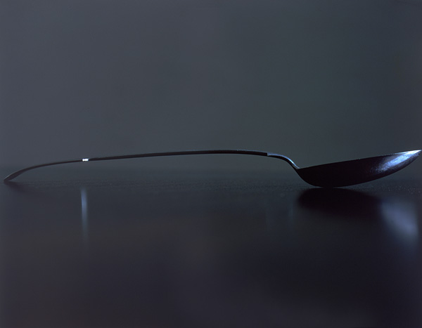 'Serving Spoon', Lambdachrome print, acrylic-mounted, 72 x 90 cm