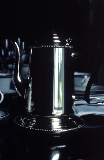'Coffee Pot', Photographic Lambdachrome print mounted on acrylic, 57 x 92cm