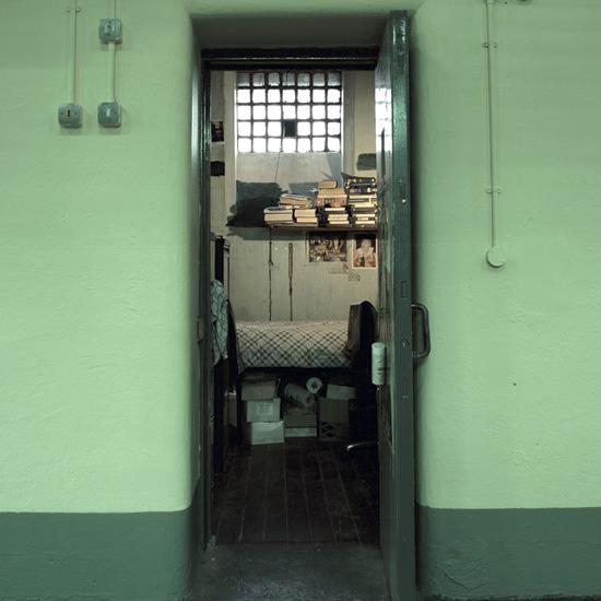 'Room 1', Photographic Lambdachrome print mounted on acrylic, 120 x 120 cm