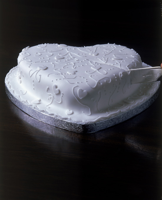'Cake III', Photographic Lambdachrome print mounted on acrylic, 57 x 92cm