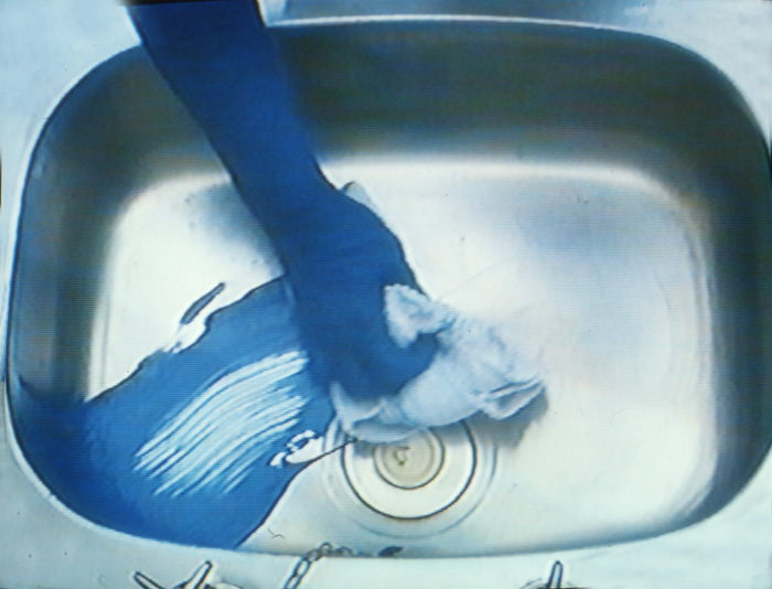Video Still III, Video Still from the Film 'Pure Blue '