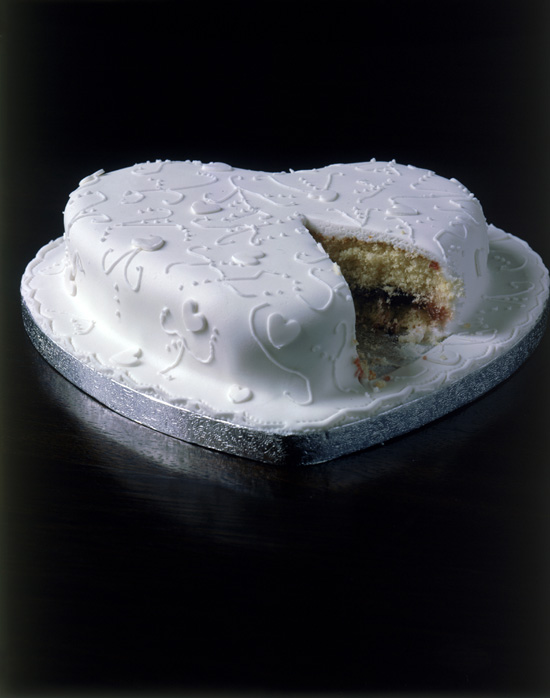 'Cake IV', Photographic Lambdachrome print mounted on acrylic, 57 x 92cm
