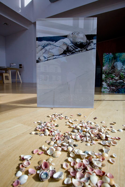 Installation shot, Mermaid Arts Centre, Bray, Co. Wicklow, Ireland, 2010